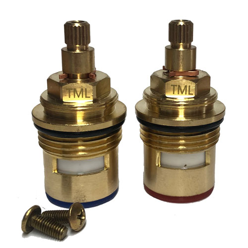 ... Hudson Reed replacement quarter turn tap valve